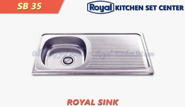 royal kitchen sink royal sink 12 sb 35 royal sink royal kitchenset 2021