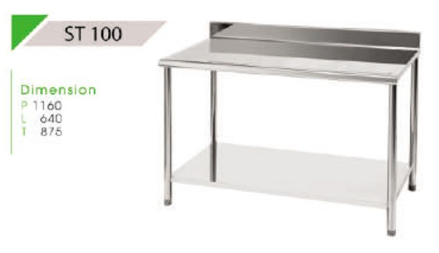 ROYAL TROLLEY AND TABLE ROYAL TABLE 12<br>(ST 100) 2 st_100